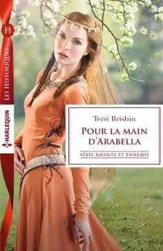 Couverture de Amants et ennemis, Tome 1 : Pour la main d'Arabella