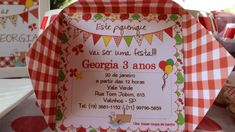 picnic party ideas for kids - Buscar con Google