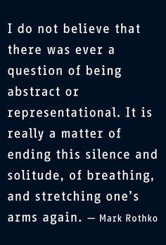 Respirer le silence... et ce qui s'y trouve ou cache.