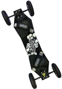 Scrub Psycho 2 All-Terrain Board