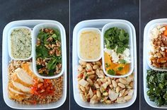 Watch the full video here: | Here's Exactly How To Meal Prep For Lunch This Week