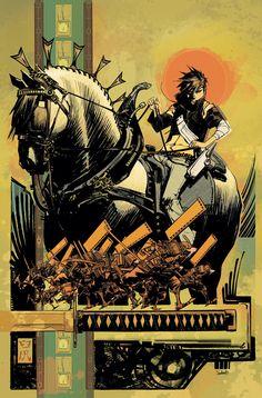 Joe The Barbarian #7 by Sean Murphy