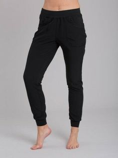 Damenmode Kleidung & Accessoires 1524-1 Loose Fit Elasticated Back Waist Tailored Trousers Black Size 10