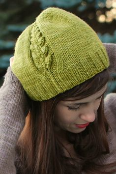 Things to Knit I - Perennial Hat