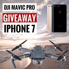 "INTERNATIONAL GIVEAWAY!  Portuguese below I've teamed up with a group of instagrammers to give one lucky follower the perfect package an iPhone 7 and a DJI Mavic pro drone!   To Participate:  1FOLLOW ME  2LIKE this picture  3GO TO @dotzsoh  4REPEAT steps 1-3 on every account until you come back to me (the account you started with) and leave a comment saying ""DONE"" and tag your 3 friends! ____ Em português:  SORTEIO INTERNACIONAL!  Eu me juntei a um grupo de instagrammers para dar a um…"