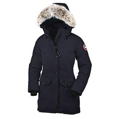 Researching new coats... this guy is near the top of the list. Canada Goose Women's Trillium Parka