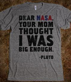 My favorite pro-Pluto joke.