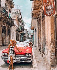 La Habana Cuba Photography Cuba Honeymoon, Honeymoon Getaways, Best Honeymoon, Honeymoon Destinations, Havana Cuba, Havana Vieja, Fly To Cuba, Cuba Culture, Cuba Photography