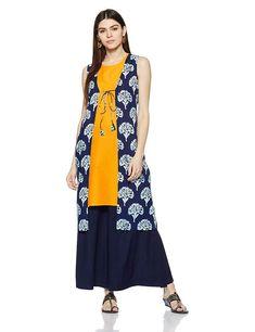 39f07e2823 Amazon Brand- Myx Women s Straight Kurta  Amazon.in  Clothing   Accessories