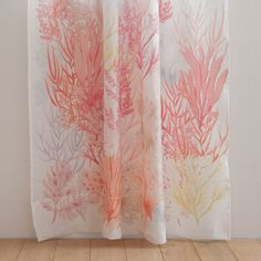 Image 3 of the product Seaweed printed curtain