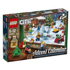 LEGO 60155 City Advent Calendar 2017 Construction Toy #Lego