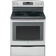 GE Appliances JB650SFSS 5.3 cu. ft. Electric Range - Stainless - Appliances - Ranges - Electric Ranges