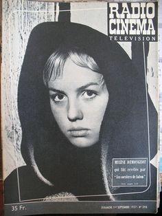 Radio Cinema Television N° 398 Mylene Demongeot MAX POL Fouchet 1957 | eBay