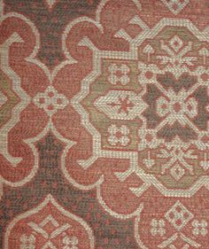 Tapestry Fabric   Constantinople Fabric Woven tapestry style upholstery fabric in muted ...