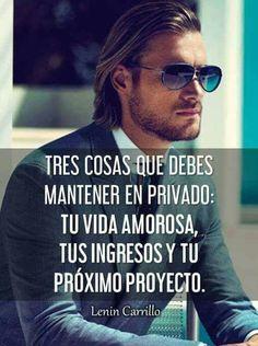 Ley general de la vida Motivational Phrases, Inspirational Quotes, Mentor Of The Billion, Best Quotes, Love Quotes, Quotes En Espanol, Life Motivation, Business Motivation, Spanish Quotes