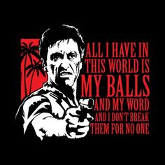 Shop Tony Montana (Scarface) moseisly phone cases designed by mosgraphix as well as other moseisly merchandise at TeePublic. Scarface Quotes, Scarface Poster, Godfather Quotes, Scarface Movie, The Godfather, Gangster Quotes, Gangster Movies, Joker Quotes, Badass Quotes