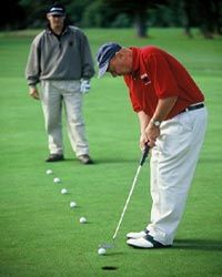 Is your putting up to speed? http://topgolfdrills.com/golf-putting-drills/