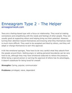Emotional sponge- my type relates to my codependency.