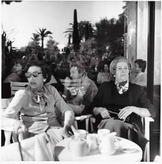 Serge Gainsbourg, Cannes, 1982 © Xavier Lambours