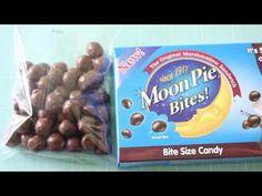 Moon Pie Bites Candy Review The Dollar Tree Taste Test - http://www.carryhaulwell.com/2016/08/moon-pie-bites-candy-review-the-dollar-tree-taste-test/ - dollar tree, moon pie bites, product review, review, taste test