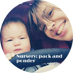 Nursery: The essentials to pack and ponder! - Blabbermama  #ablogginggoodtime