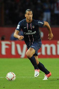 ~ Zlatan Ibrahimovic on PSG ~