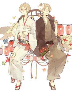 Tags: Anime, Fanart, Natsume Yuujinchou, Pixiv, Nyanko-sensei