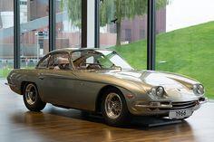 1966 Lamborghini 350 GT Superleggera