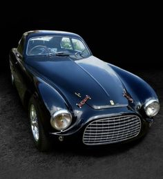 1951 Ferrari 340 America   via doyoulikevintage | The Classic Car Feed - Classic and antique cars | doyoulikevintage June 2015