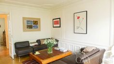 Excellent beautiful Paris three-bedroom apartment at Avenue Bosquet in the 7th arr