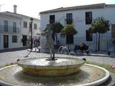 Fuente de la Niña Benalmadena, Fountain, Patio, Nice, Outdoor Decor, Home Decor, Photo Galleries, Fonts, Decoration Home
