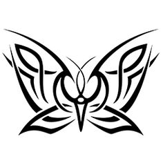 Celtic Butterfly Design