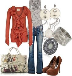"""""""Dream Jeans...."""" by ambiegirl on Polyvore"""