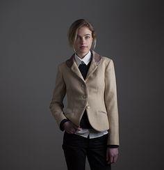 Alexander jacket. Available custom-made. http://katherinehooker.com/catalog/winter-collection/jackets/alexander/
