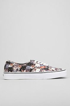 //\ Vans X ASPCA Cats Authentic Men's Sneaker - Urban Outfitters