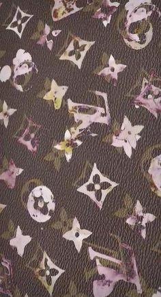 Louis Vuitton PASTELLE monogram
