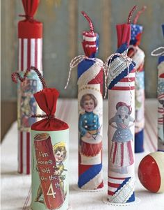 4th of july crafts   Quick and Easy 4th of July Craft Ideas   Family Holiday
