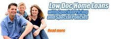 Get a normal rate for you low doc loan