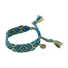 Alpha Xi Delta Friendship Bracelet $9.50 #Greek #Sorority #Accessories #Gifts #Jewelry #AlphaXiDelta #AXiD #BackToSchool