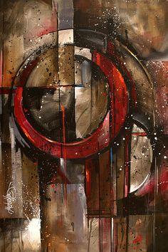 'dream Lock' by Michael Lang - 'dream Lock' Painting - 'dream Lock' Fine Art Prints and Posters for Sale Modern Art, Contemporary Art, Amazing Art, Fine Art Prints, Canvas Art, Canvas Prints, Framed Prints, Abstract Art, Wall Art