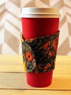 A personal favorite from my Etsy shop https://www.etsy.com/listing/258443189/blaze-orange-camouflage-hunters-beverage