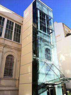 Impresión Digital en Cristal en Aplicaciones Exteriores de Glasstech
