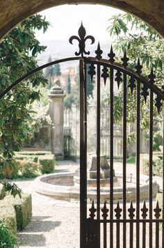 Villa-di-Maiano, Fiesole, Italy