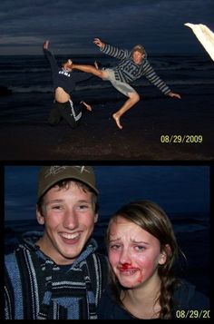 Fun Family Photo…Gone Wrong.