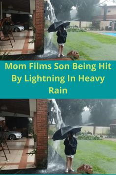 For some people, lightning can be absolutely terrifying – and for good reason! The chances are extremely slim, but if lightning strikes in your vicinity, the odds to be able to tell the story aren't exactly in your favor – especially if it's a direct hit.