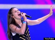 """Last week, a star was born on """"The X Factor."""" When 13-year-old Carly Rose Sonenclar took the stage -- wearing sandals and jean shorts -- and announced that she would be singing """"Feelin' Good"""" by Nina Simone, the judges were more than a little bit skeptical."""