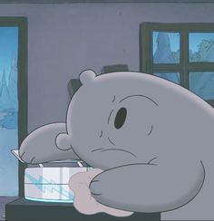 Today's Ice Bear (9)