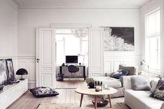 77 Gorgeous Examples of Scandinavian Interior Design Minimal-Scandinavian-interior