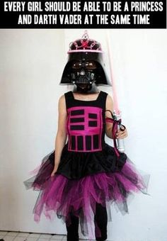 Darth Princess | Japanese Ghost