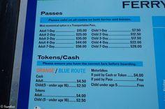 bermuda bus prices